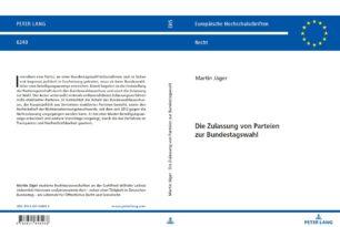 Dissertationsschrift in Printversion verfügbar!