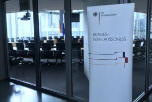 87 Parteien/politische Vereinigungen möchten an der Bundestagswahl 2021 teilnehmen