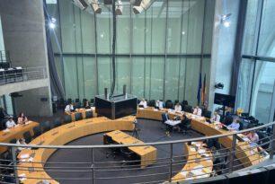 54 Parteien dürfen an der Bundestagswahl 2021 teilnehmen